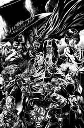 Dreadlocks Cover#1 by caananwhite