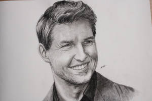 Tom cruise by nisben