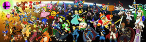 Super Smash Brothers, Forever and Ever