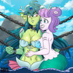 A Wet Situation [GigaMermaid + Cala Maria]