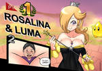 [COMMISSION] Rosalina and Luma Wins