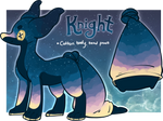 [MYO] Knight Reference by Lycanark