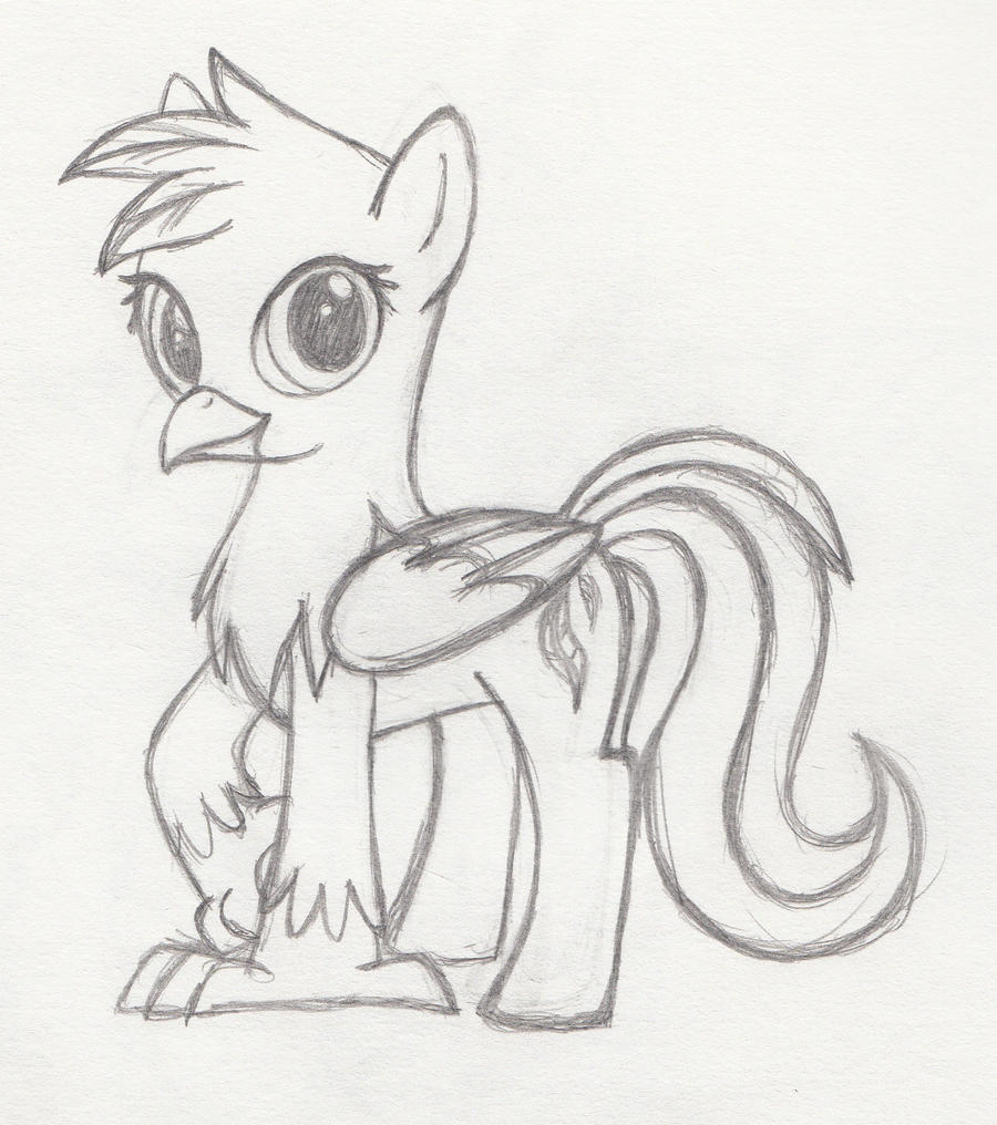 How To Draw Hippogriff