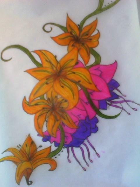 Mother Daughter Tattoo. by ~CastleLove on deviantART