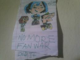 NO MORE WAR by snappysierra