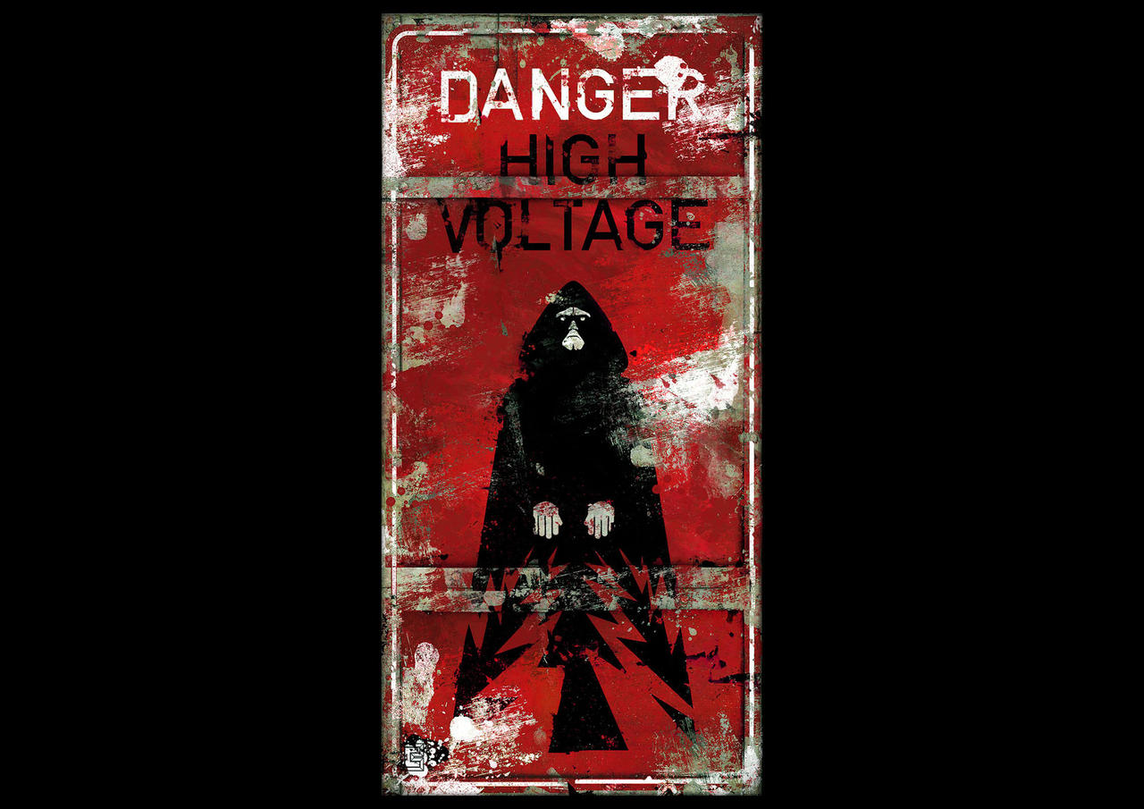 high voltage by cunaka