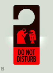 do not disturb by cunaka