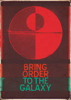 BRING ORDER TO THE GALAXY by cunaka
