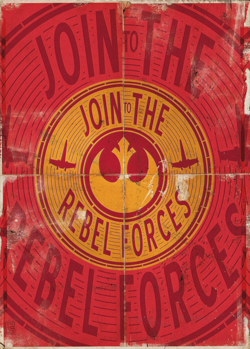 join to the Rebel Forces by cunaka