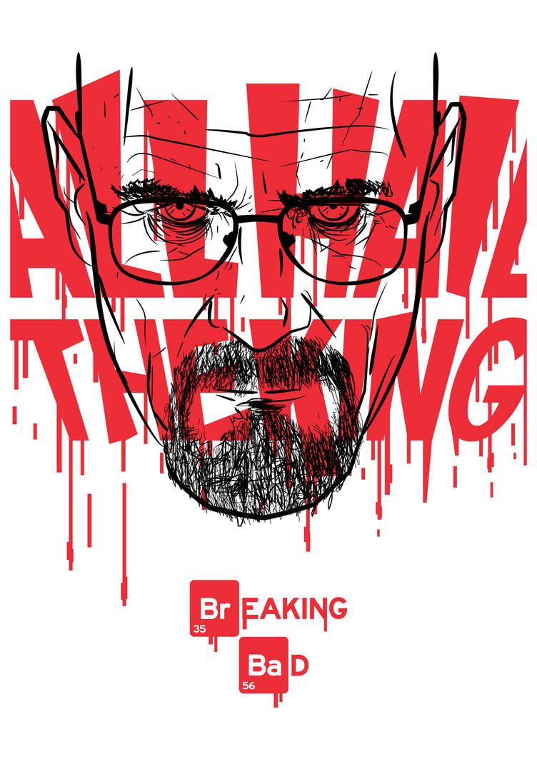 Bloody Heisenberg by cunaka