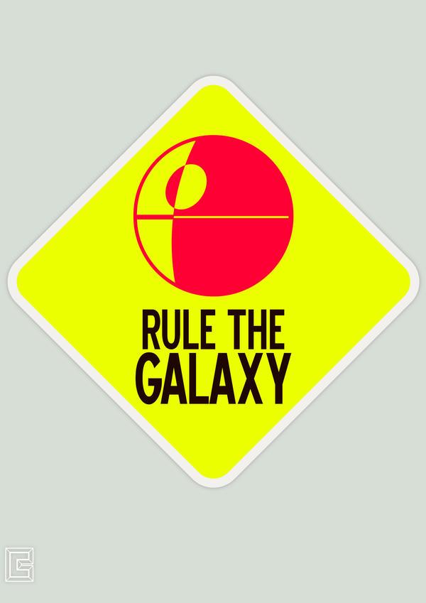 rule the galaxy by cunaka