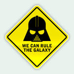 rule the galaxy with vader