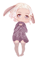 Adopt Paypal+ Point AUCTION- OPEN: Shy by EmmyWithLove