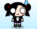 Pucca Maker- Emo Pucca by blackmokona234