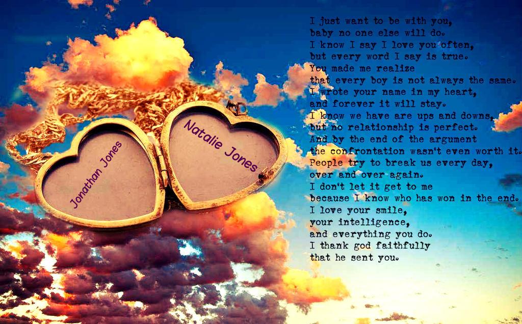 Happy Valentines Day Baby By HoneyBunny13 ...