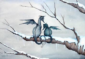 Winter Magic by kirstinmills
