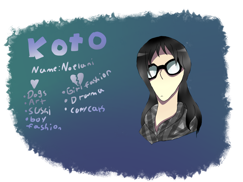 Meet the Artist by Kotokolora