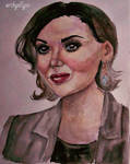 Regina Mills by ArtByEllySo