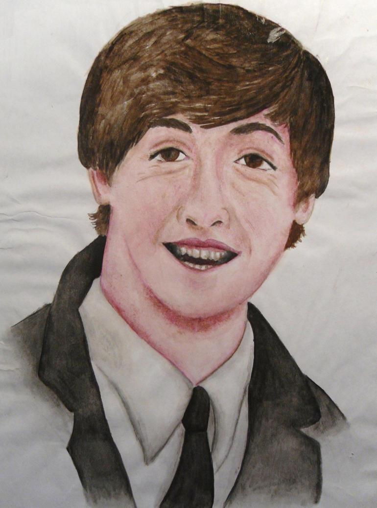 Paul McCartney Smile By JBRM On DeviantArt