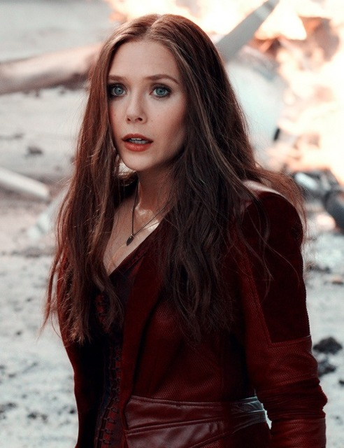 scarlet witch rp by AstroGoldenBadger