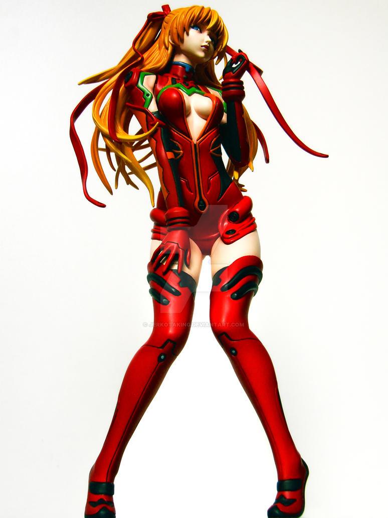 Asuka Black Evangelion 2.0 by jcyair on DeviantArt