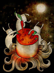 carrot soup by jusD-ot