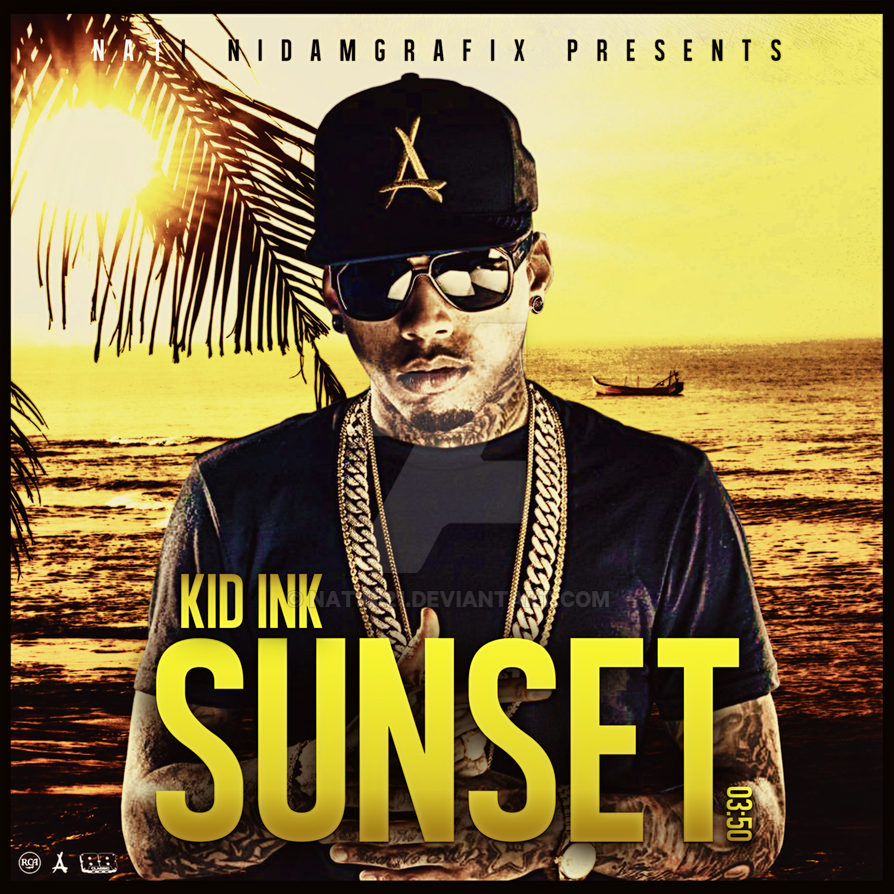 Kid Ink - Sunset by natini21 on DeviantArt
