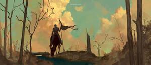 Forgotten by awanqi