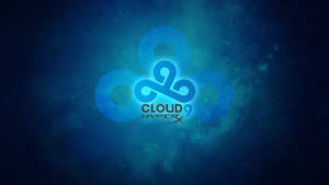 Cloud 9 Wallpaper by nervyzombie