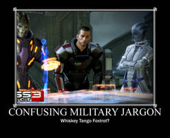 Confusing Military Jargon