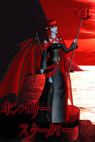 blood red by rahah