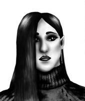 Elf lady by rahah