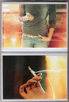 cigarette smoker by ennu