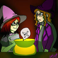 Potions Class (My new ID)
