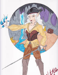 Gift - Briel the pirate