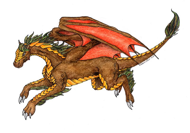 AT for Arendel - dragon