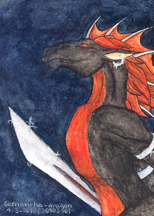 ACEO for Drakontas