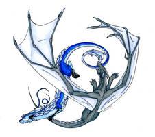 Elorenleianor and Dekker by Samantha-dragon