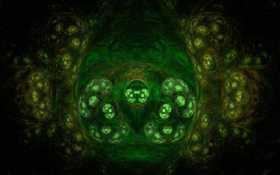 X-ray moss by Samantha-dragon
