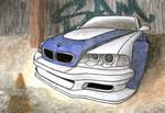 NFS MW BMW M3 GTR