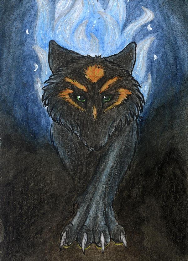 Wolf Lightbringer