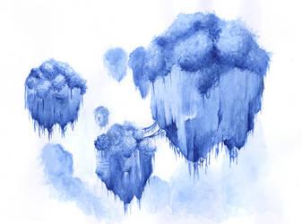 Avatar Islands by Samantha-dragon