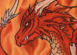 ACEO/ATC: Do Not Play With Fire by Samantha-dragon