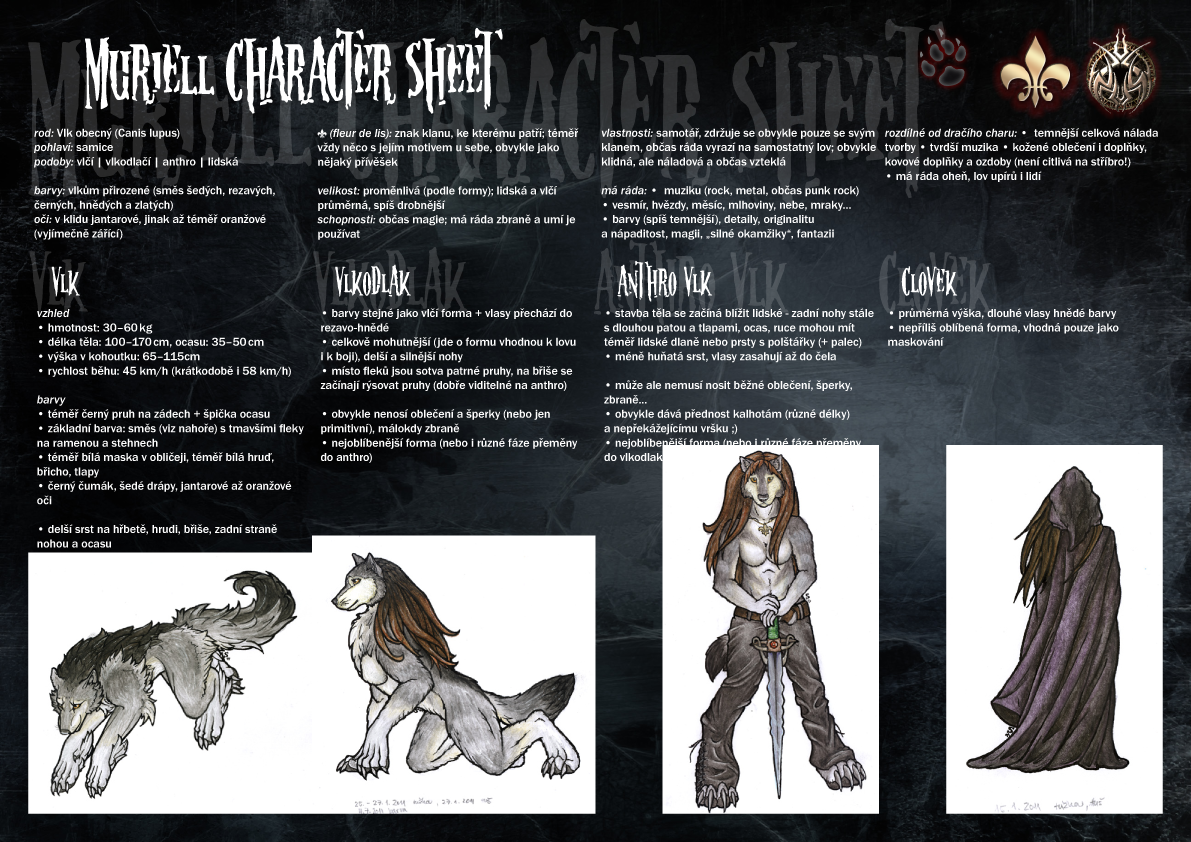 Muriell char sheet -WIP-