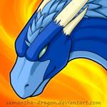 Samantha-dragon icon