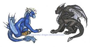 Dragons vs. flip-flops