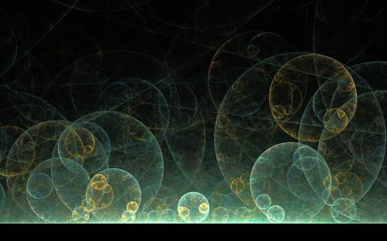 Bubbles -wallpaper- by Samantha-dragon
