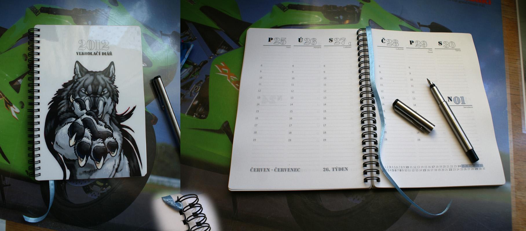 Diary 2012 by Samantha-dragon