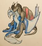 Gift: Hugs from back