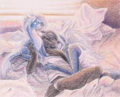 Gift: The Nap by Samantha-dragon